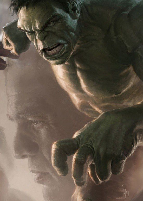 Hulk: Avengers 2012 Hulk