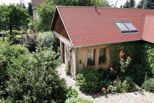 Ferienhaus Klober Hausansicht Ferienhaus Ferien Haus