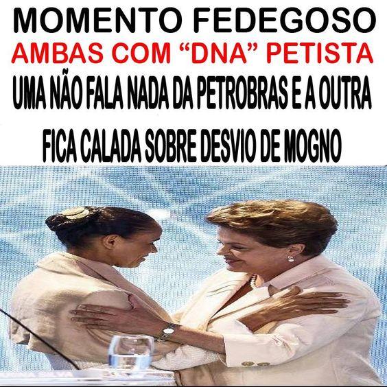 Post  #FALASÉRIO!  : AS MALIGNAS !