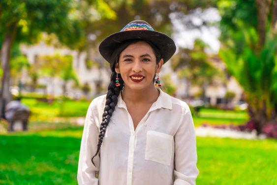 Gahela Cari Contreras. Fotos: Argentina Multicolor