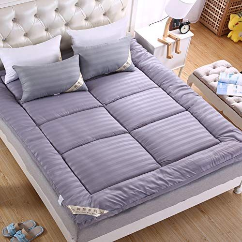 D Le Super Soft Mattress Topper Foldable Thick Bed Mattess Pad Breathable Cotton Multi Size Stereo Tatami Floor Soft Mattress Dorm Room Seating Futon Mattress
