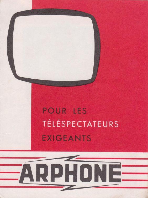 Televisor ARPHONE.