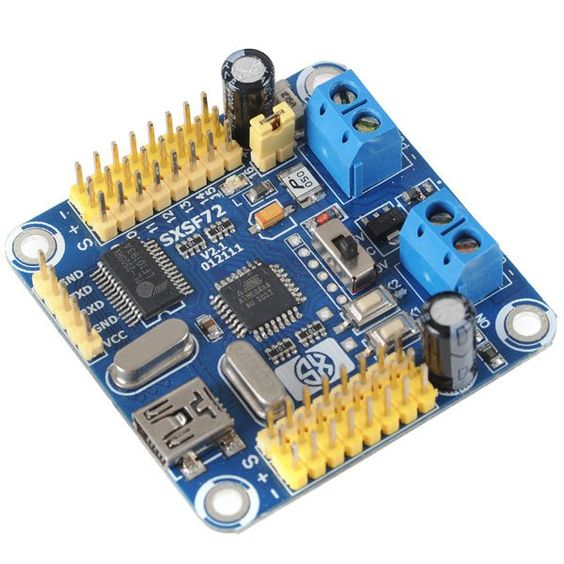 Driving Servo Motors With The Arduino Servo Library Is