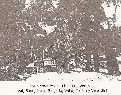 Mano a mano: LUPE SINO SE CASO EN 1937 EN MADRID CON ANTONIO VERARDINI, JEFE DEL ESTADO MAYOR DEL IV EJERCITO DE CIPRIANO MERA