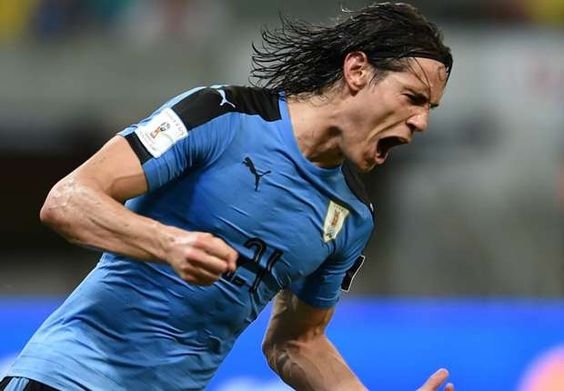 Uruguay 1-0: Cavani sends hosts top in World Cup qualifying