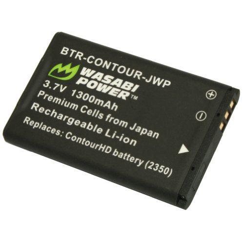 Wasabi Power Battery for Contour 2350, C010410K and ContourHD, ContourGPS, Contour+ $13,99