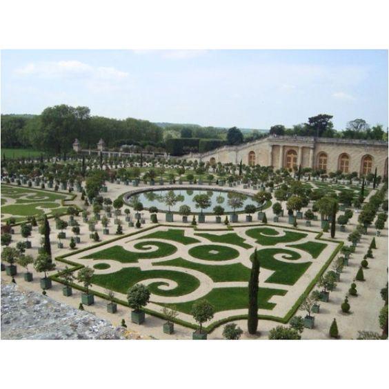 L'Orangere, Versailles Palace