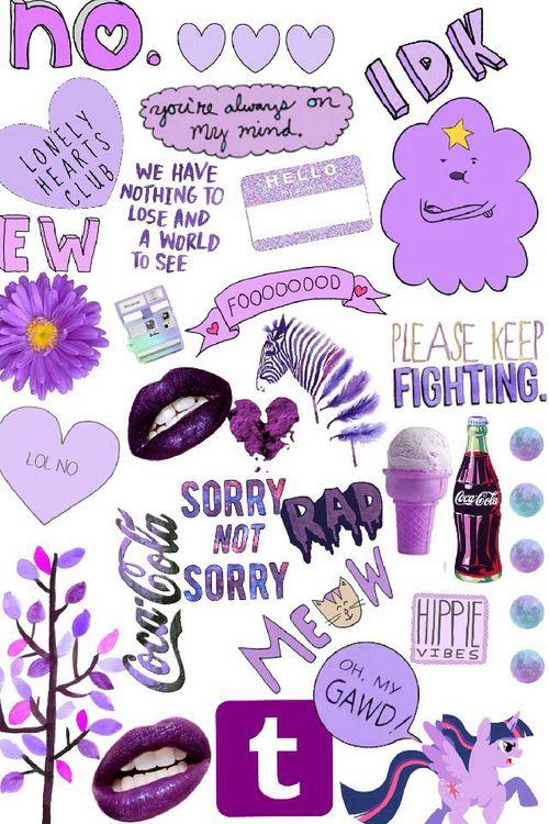 Картинка с тегом «purple»