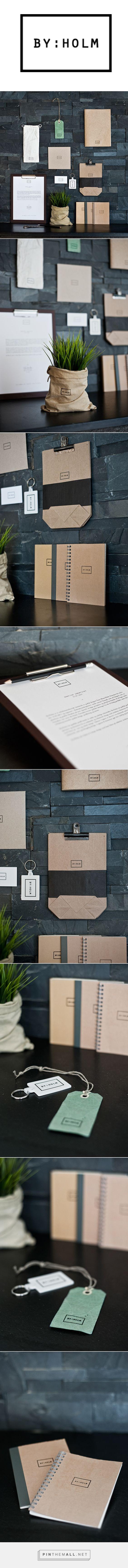 By:Holm Identity on Behance   Fivestar Branding – Design and Branding Agency & Inspiration Gallery
