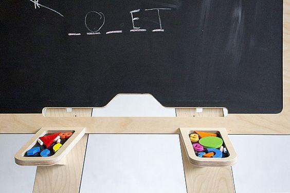 AZ Desk, el escritorio ergonómico de Guillaume Bouvet contra la obsolescencia programada