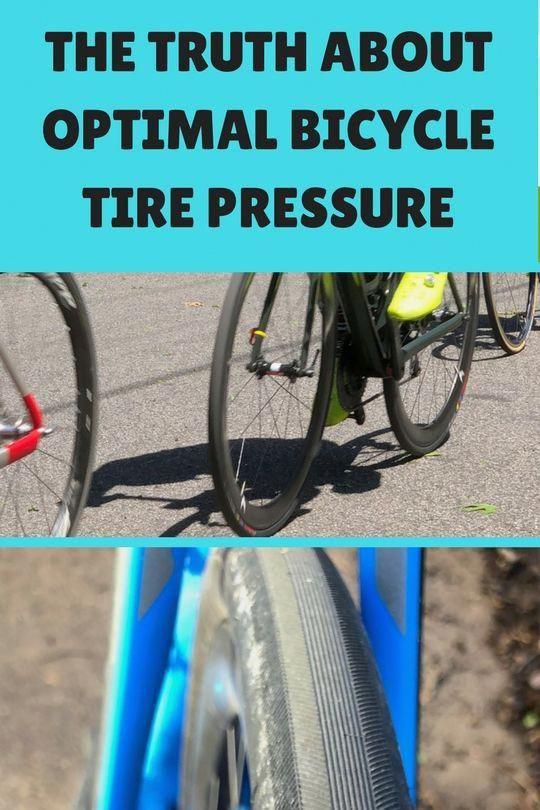 Ultimate Guide To Bicycle Tire Pressure In 2020 Bicycle Tires