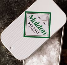 Babybear's Freebies, Sweeps and more!: Enter to Win 1 of 1,000 Tins of Maldon Sea Salt