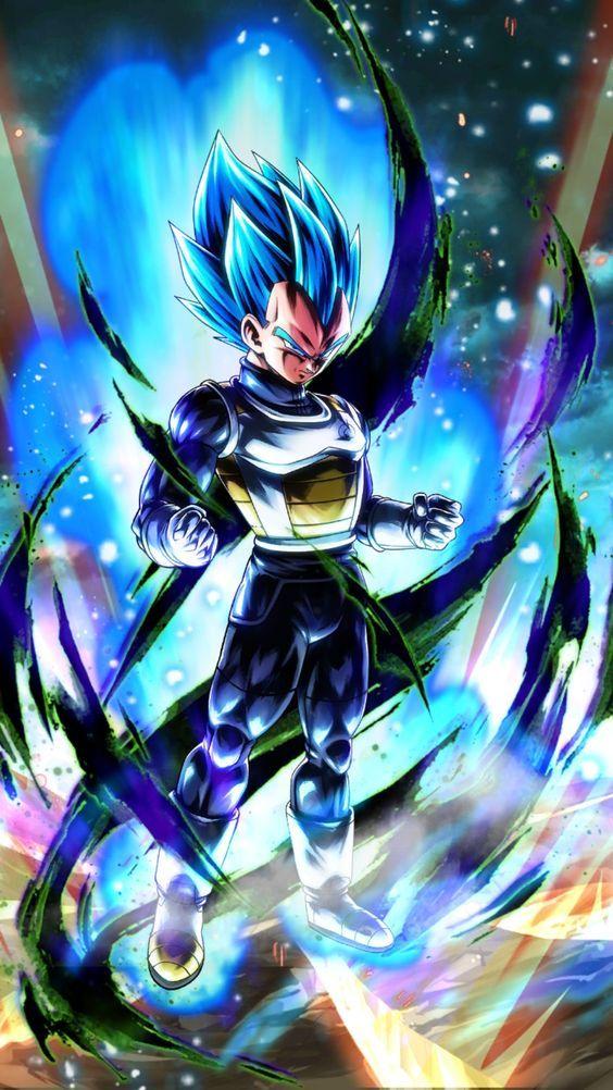 Vegeta Blue In 2020 Anime Dragon Ball Anime Dragon Ball Super Dragon Ball Artwork