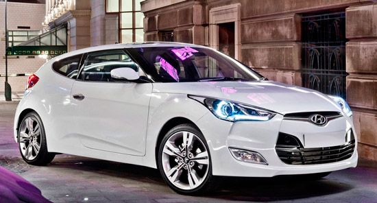 Hyundai Veloster. DREAM CAR! I will own someday