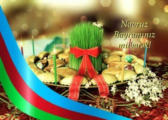 Azərbaycan Novruz Bayrami Aciqca Christmas Ornaments Holiday Novelty Christmas