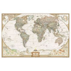 Shop Wayfair for Wall Maps to match every style and budget. Enjoy Free Shipping on most stuff, even big stuff.