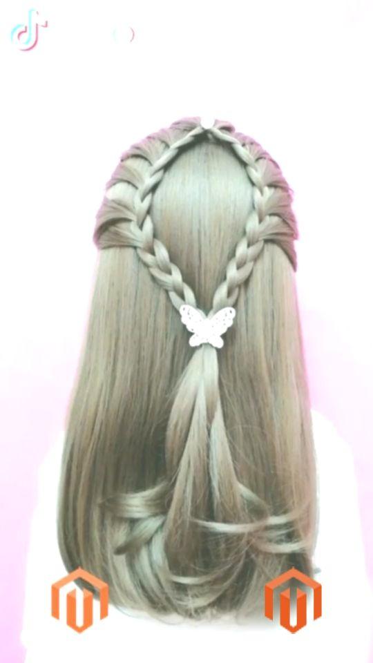 Tiktok Video Platform Hair Designs New Hair Hair Wrap