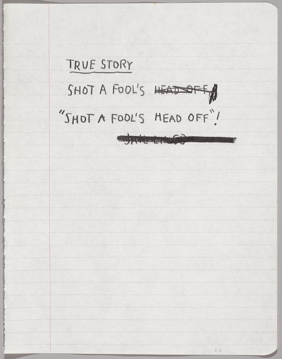 basquiat untitled 1981 - Google Search: