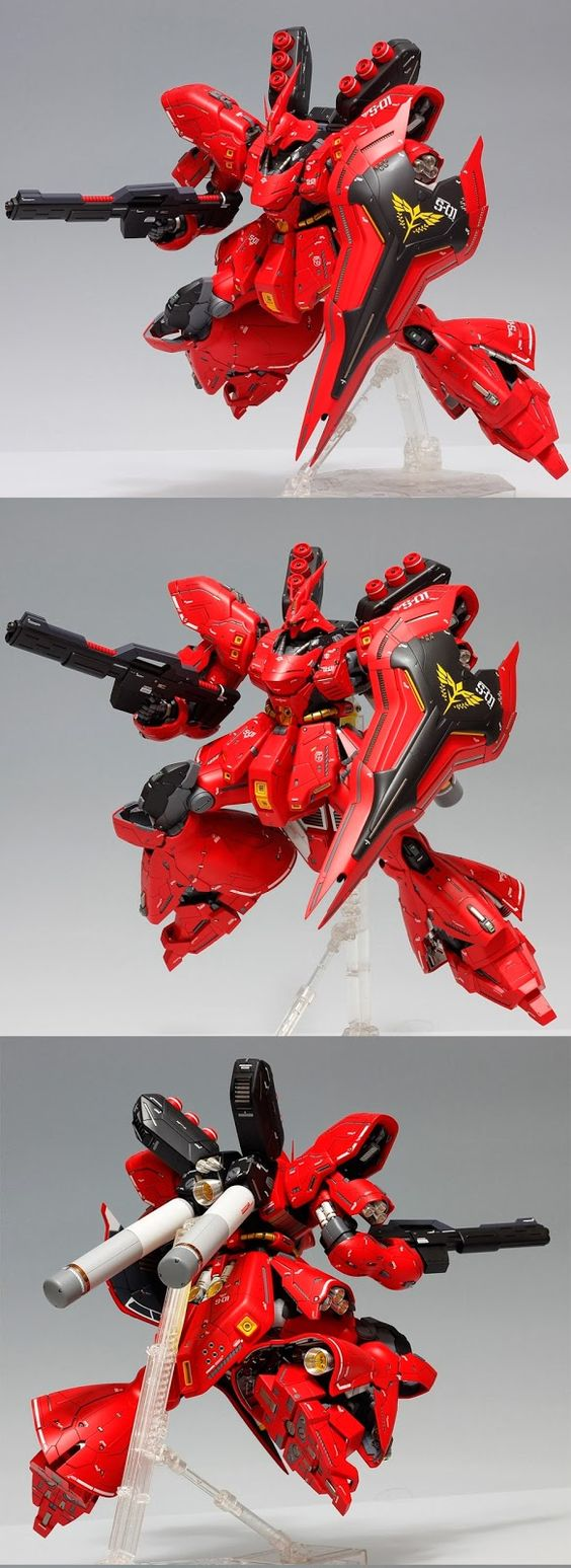 MG 1/100 Sazabi Ver.Ka - Customized Build  Modeled by  Karna   GG INFINITE: ORDER HERE