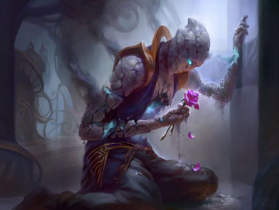 Die Young - Illustration for Magic the Gathering by Artofryanyee on DeviantArt