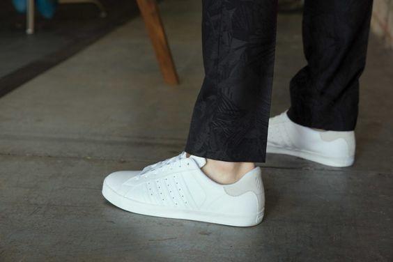 El proyecto #TheBoard con DJ @Diplo quiere revolucionar @k-swiss #sneakers #ourkswiss