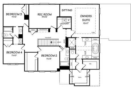 Another great floor plan mayer by john wieland homes at for John wieland homes floor plans