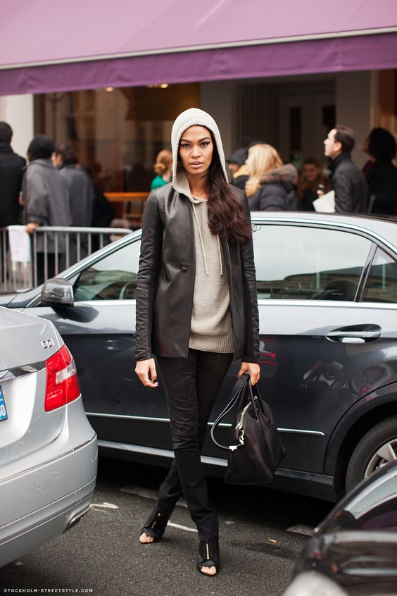 Joan Smalls http://carolinesmode.com/stockholmstreetstyle/art/236388/joan_smalls/