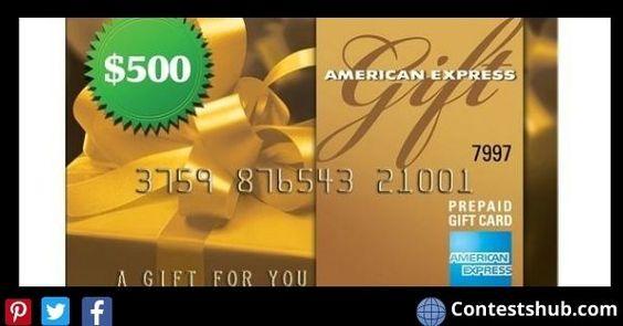 Hallmark American Express Sweepstakes Sweepstakes American Express Gift Card American Express