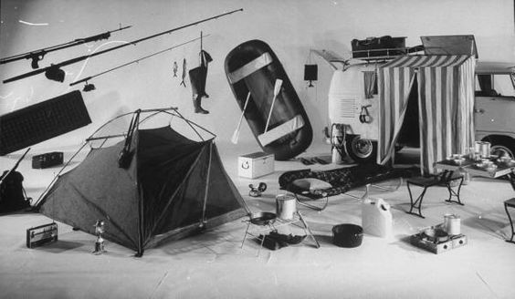 Chronically Vintage Whos Up For A Camping Trip This August Long Weekend