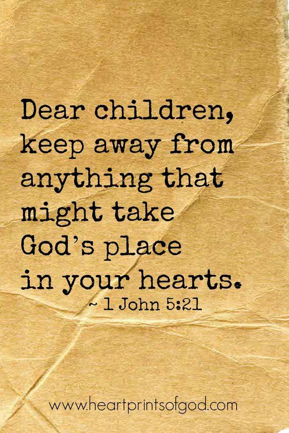 Heartprints of God: God's Place~