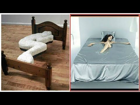 50 Most Unusual Beds And Strange Bed Designs You D Love To Sleep