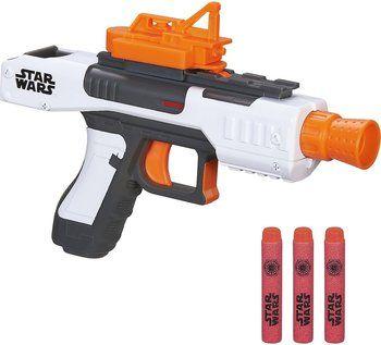 Nerf Stormtrooper Blaster Star Wars Episode VII Pistola lancia freccette: confronta i prezzi e compara le offerte su idealo.it