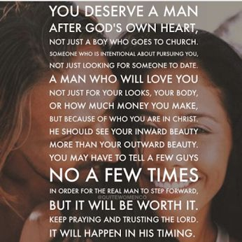 Rules for dating for a christian woman