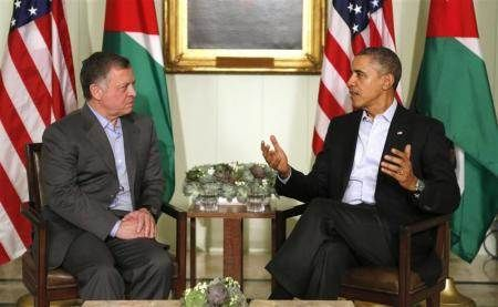OMG! Obama pledges billion dollars in loan guarantees to Jordan
