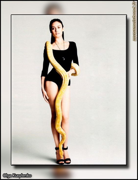 Olga Kurylenko: Sa galerie d'images