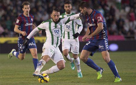 El Eibar iguala el gol de 'Florin el rápido' +http://brml.co/1ISjuKH