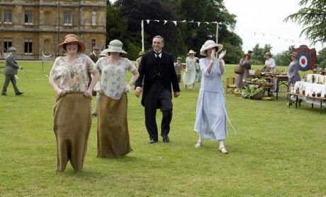 NOVEMBER 7, 2013 Downton Abbey Series 4 Spoilers: (PICTURES)