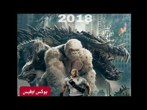 جديد فيلم Rampage 2018اكشن خيال علمي كامل مترجم رابط الفلم اسفل الفيديو Movies