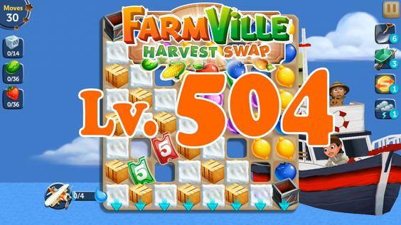 Farmville Harvest Swap - Level 504 - Chapter 28 Treasure Hunt (1080p/60fps)