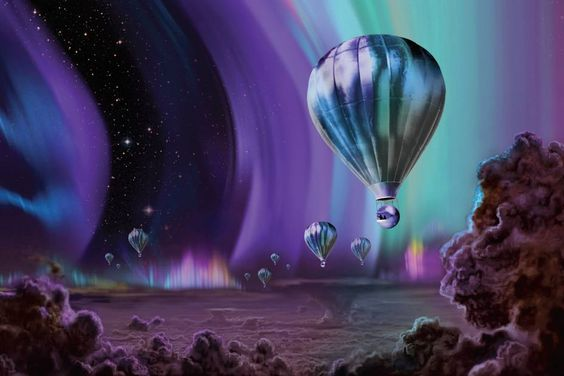 Visit Venus, Jupiter and even Earth in this voyage through space.