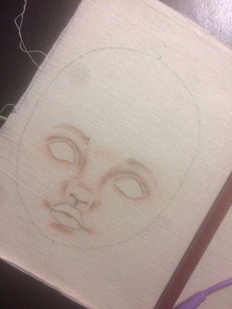 Eu Amo Artesanato Como Pintar Olhinhos Passo A Passo Rostos De