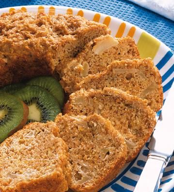Torta de banana #receta #tortas