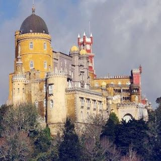 Palacio da Pena in Portugal: Oldest Palace inspired by European Romanticism