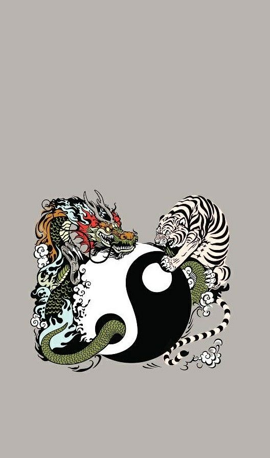 Pin By Elvira On Oboi Art Wallpaper Iphone Samurai Art Dragon Art