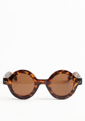 Maddy Tortoise Sunglasses / AJ Morgan