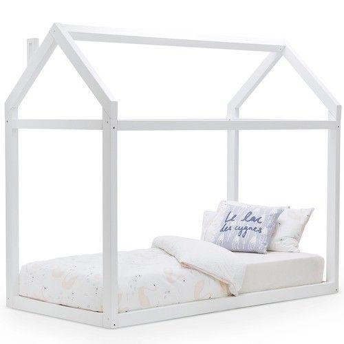 Ashia Low Single Bed In 2020 Low Single Bed Single Bed Frame King Single Bed