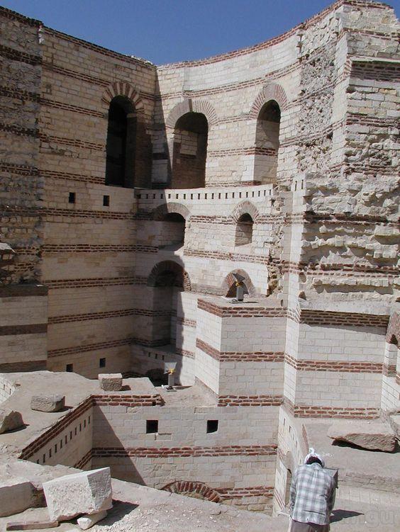 Fortaleza de Babilonia, Cairo, Egipto