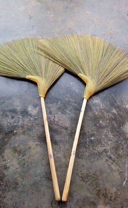 Special Item With Warranty 1 Year To My Etsy Shop Brooms Top Quality Solid Wood Handle Knife Sweeper Shape Hand Grip Handmade Broom Broom Brooms And Brushes
