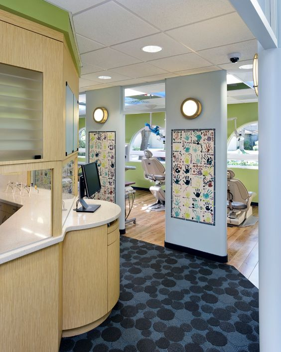 pediatric office design pediatric dental office design