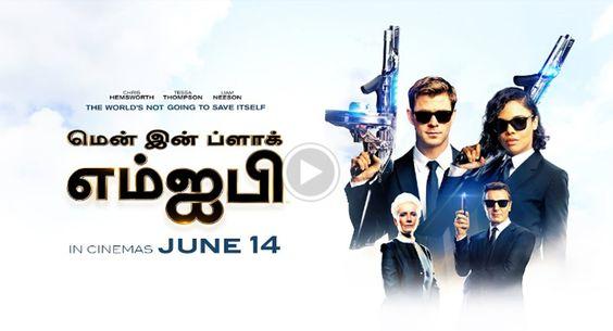 Men In Black International Tamil Trailer